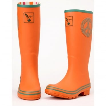 Celtic Peace Wellies