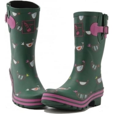 Chicken Short Wellies