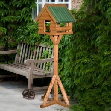 Fordwich Log Bird Table