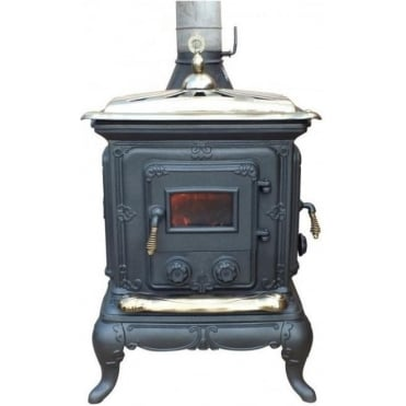 Amblecote Cast Iron Multi-Fuel Stove 7.22kW