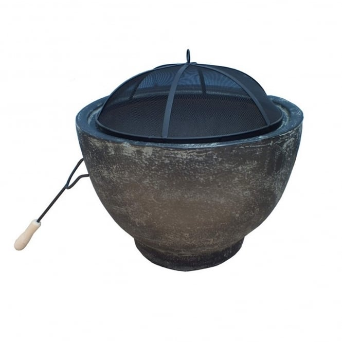 Gardeco Brasilia Clay Fire Bowl