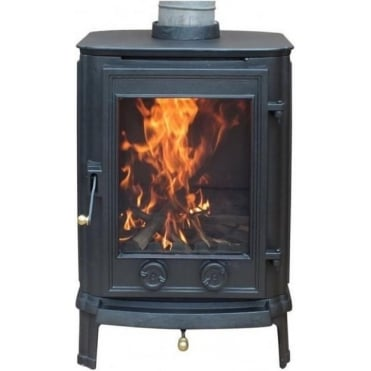 Cradley Cast Iron Multi-Fuel Stove 7kW