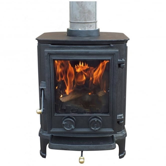 Gardeco Sedgley Cast Iron Multi-Fuel Stove 8.6kW