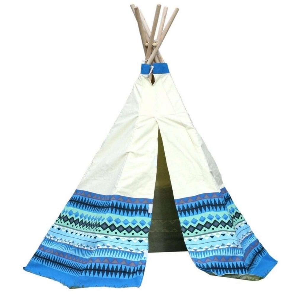 Aztec Wigwam Play Tent  sc 1 st  Garden Street & Garden Games Flower u0026 Butterfly Wigwam Play Tent | Garden Street