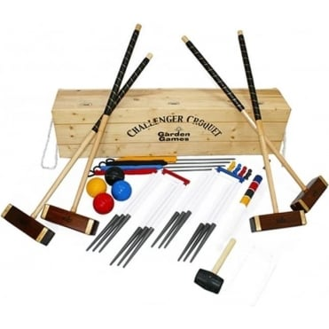 Challenger Croquet Set in a Box