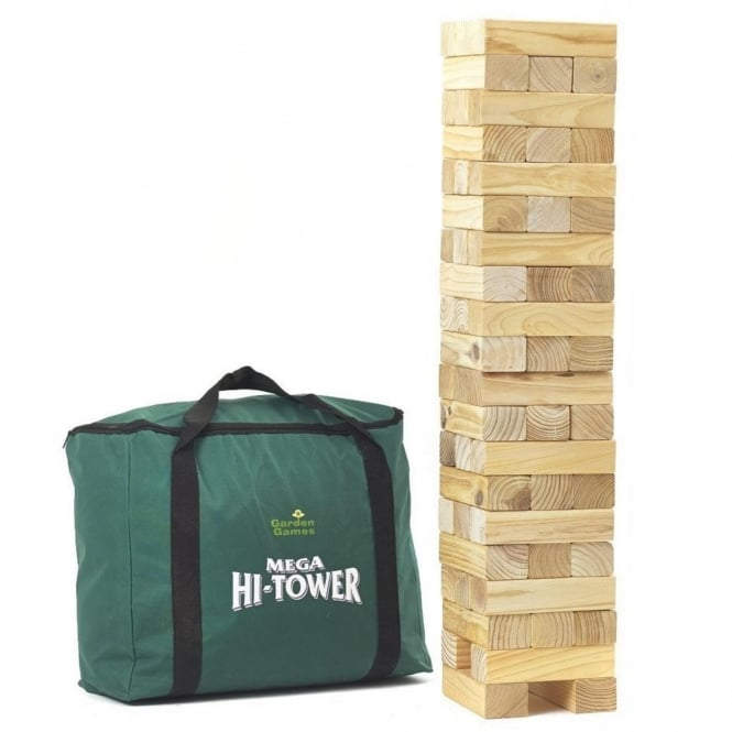 Garden Games Mega Hi-Tower In a Bag