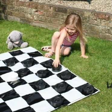 Standard Draughts Set