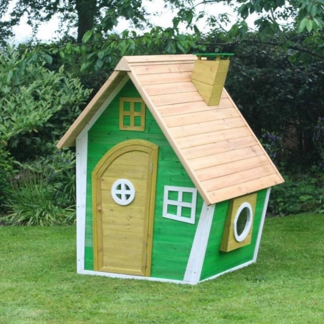 Garden Games Whacky Ranch Playhouse