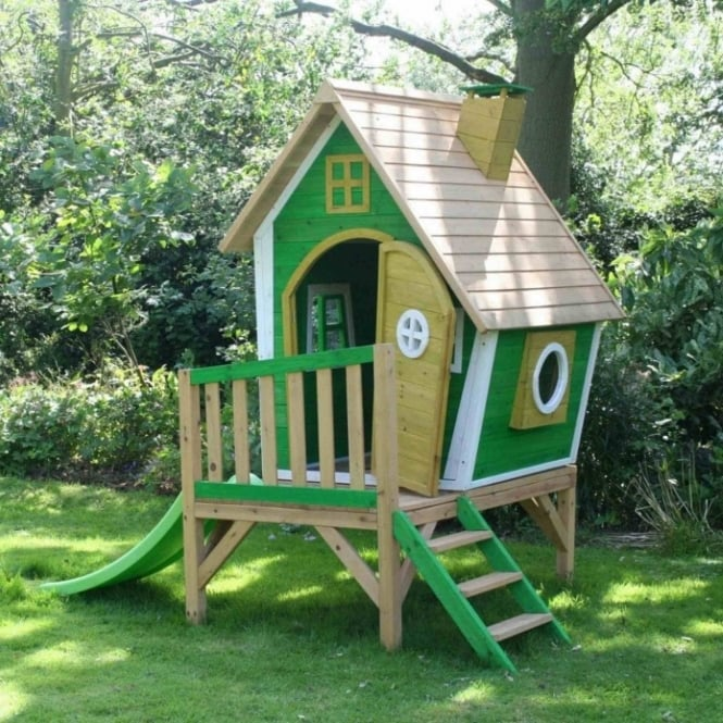 Garden Games Whacky Tower Playhouse