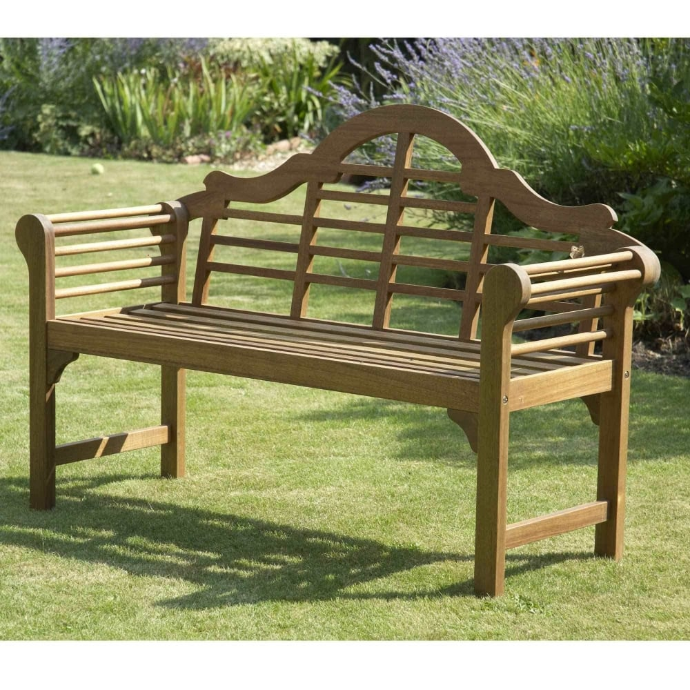 Garden Street Lutyens Style Bench As Seen In The Daily