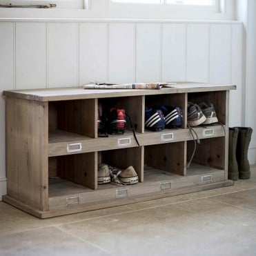 Chedworth 8 Shoe Locker