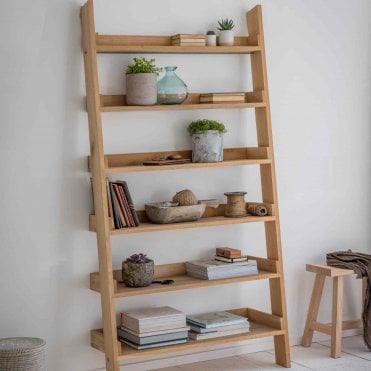 Hambledon Shelf Ladder - Wide