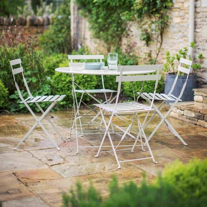 Garden Trading Rive Droite Large Bistro Set