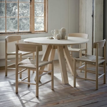Round Hambledon Dining Table