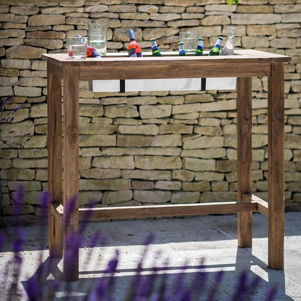 Garden Trading St Mawes Drinks/Planter Bar Table ...