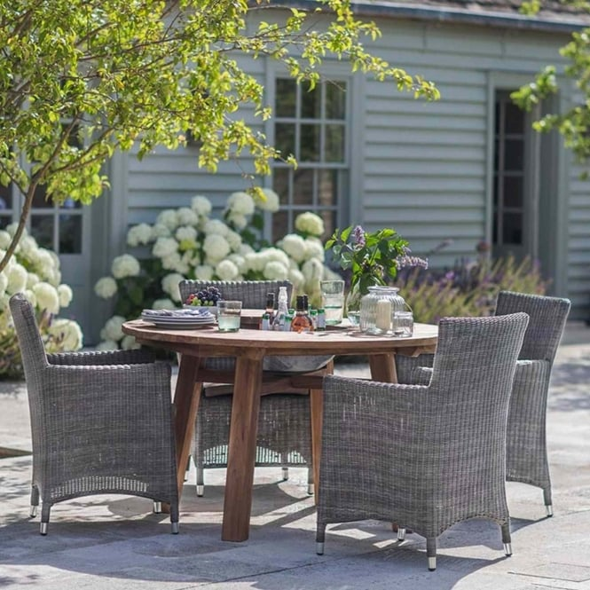 Garden Trading St Mawes Round Drinks/Planter Table