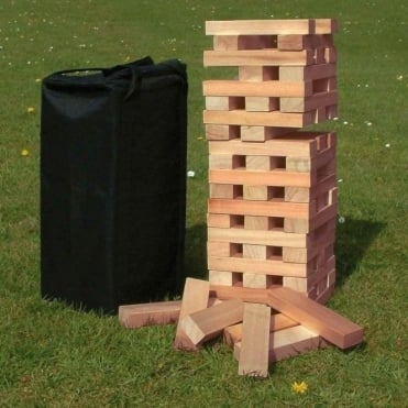 Giant Stack 'N' Tumble Tower