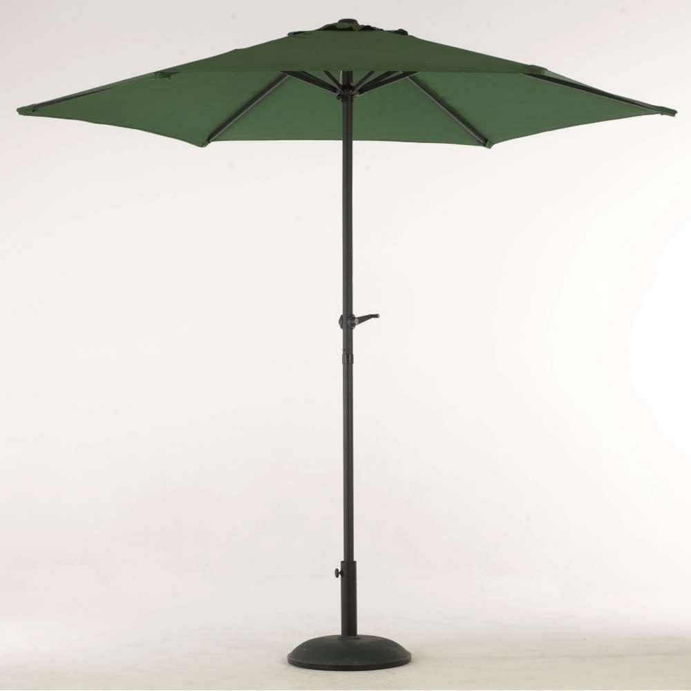 glendale aluminium parasol 3m garden street. Black Bedroom Furniture Sets. Home Design Ideas