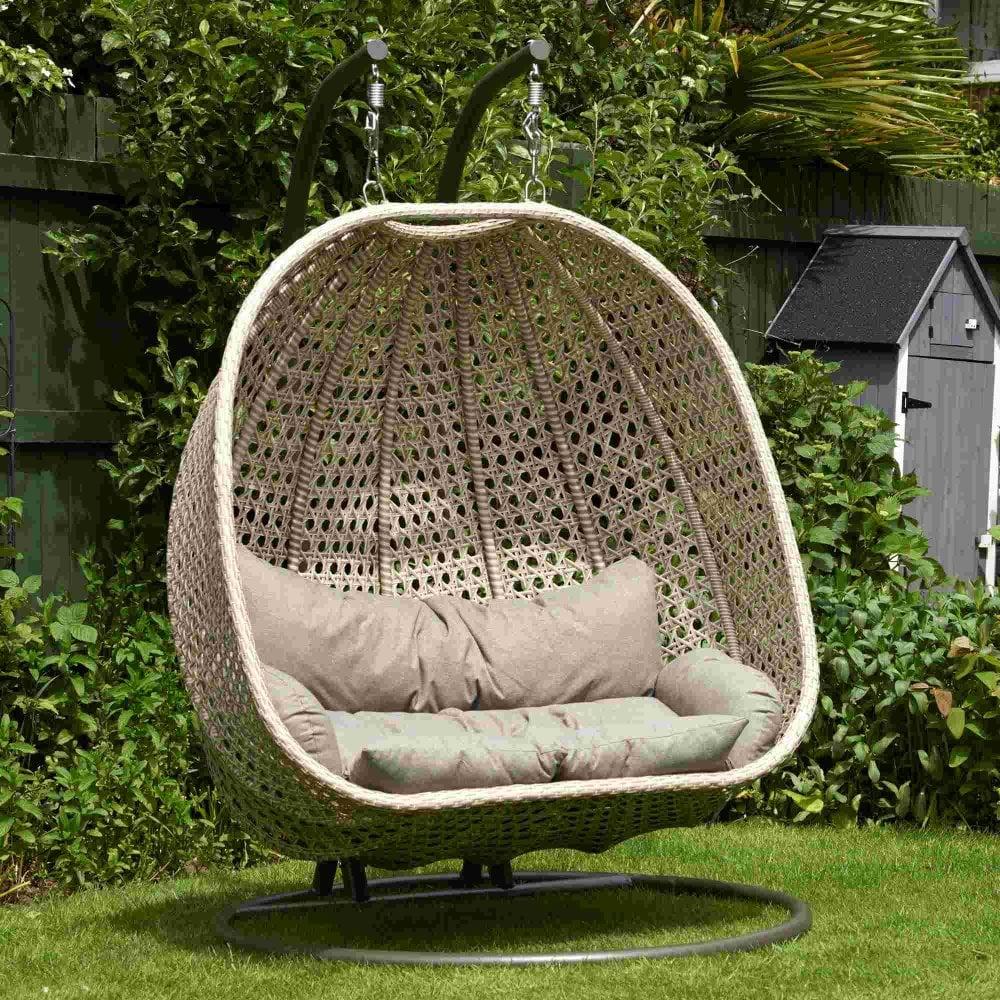 Glendale Bayeux Double Swing Seat Garden Street