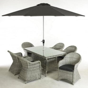 Bewdley 6 Seater Dining Set