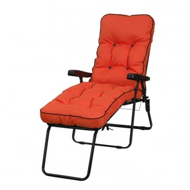 Citrus Deluxe Lounger