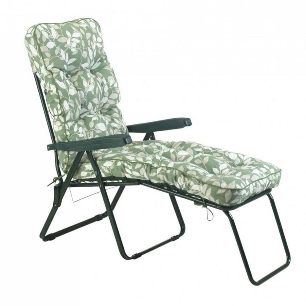 Patio Furniture Glendale Ca: Glendale Deluxe Cotswold Lounger