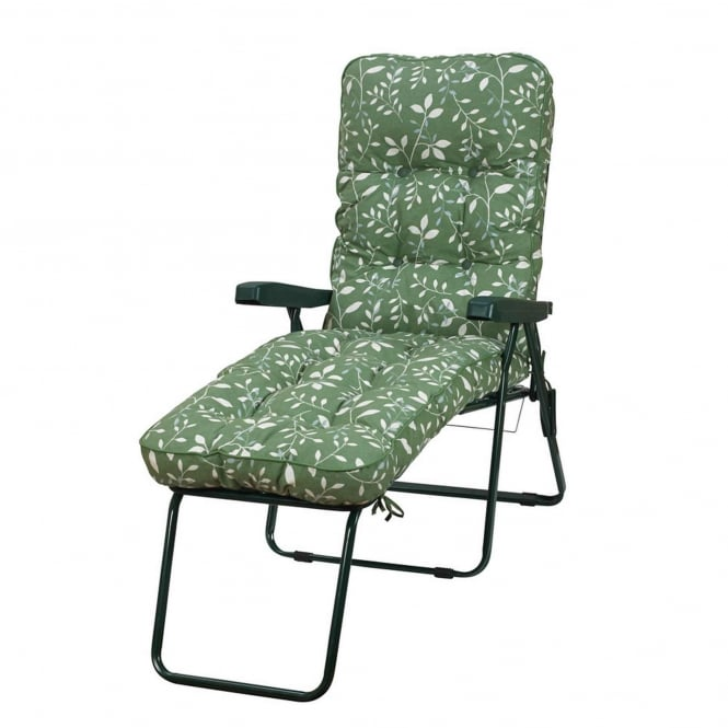 Glendale Deluxe Country Green Lounger