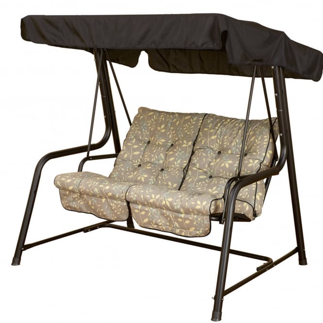 Glendale Deluxe Country Teal 2 Seater Hammock