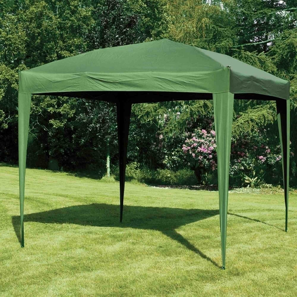 Glendale easy up gazebo garden street for Gazebo plegable easy
