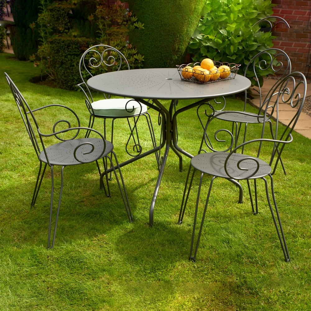Malta 4 Seater Dining Set