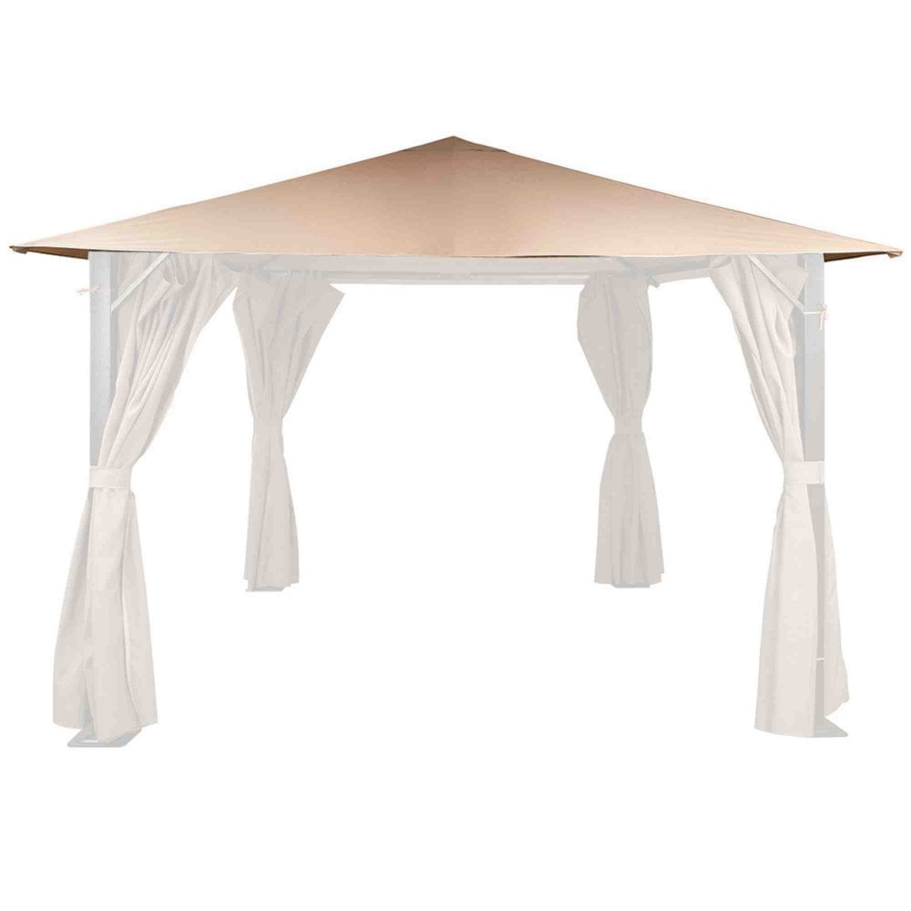 Replacement Canopy For Venice Gazebo 3m X