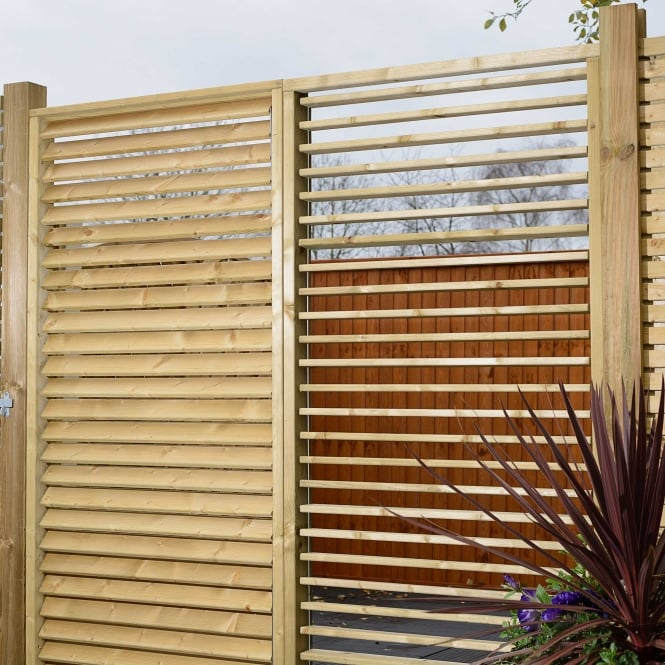 Grange Adjustable Garden Screen - 6ft