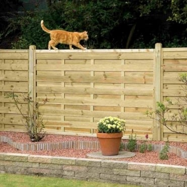 Elite St Esprit Fence Panel