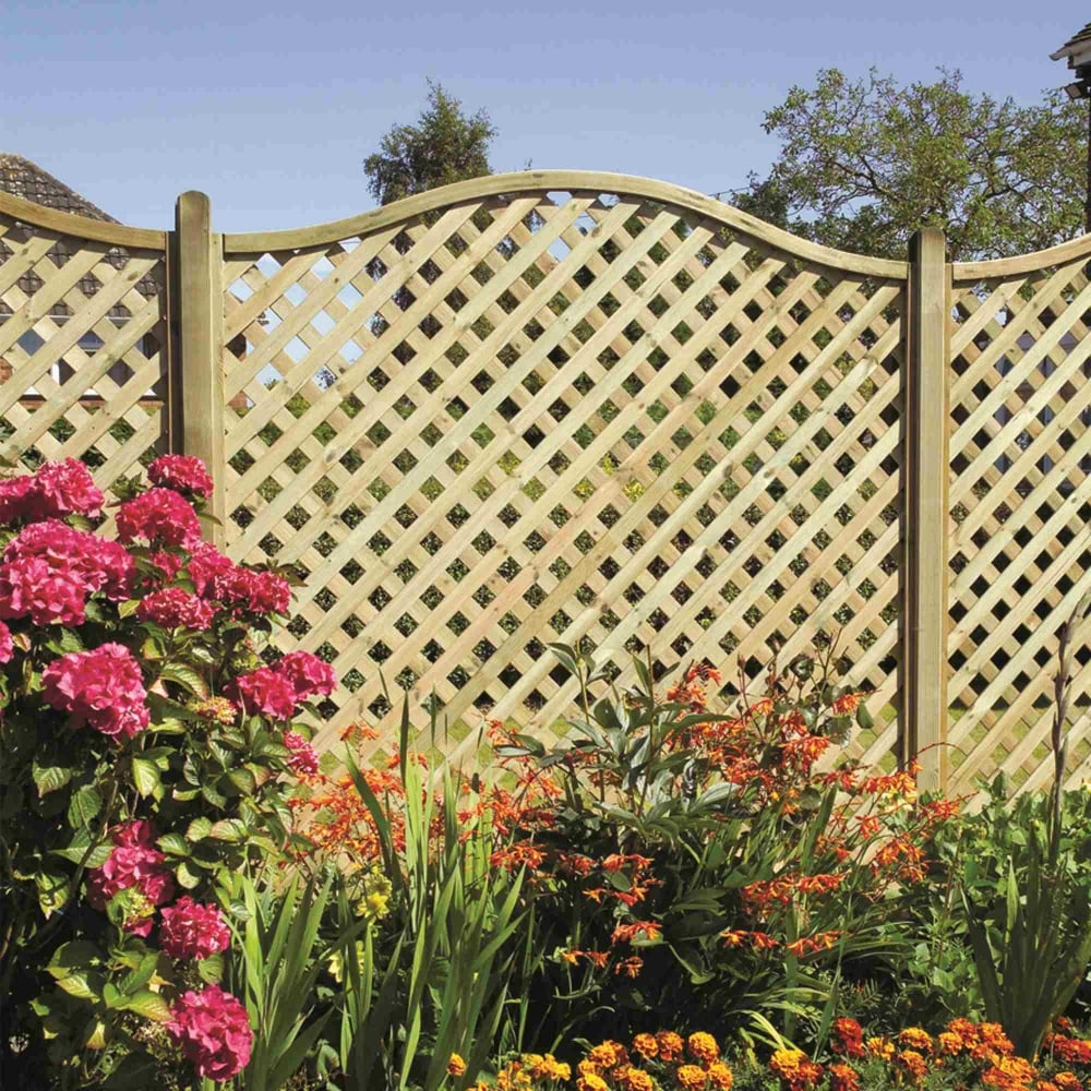 Grange Elite St Meloir Lattice Trellis