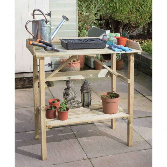 Grange Garden Potting Table