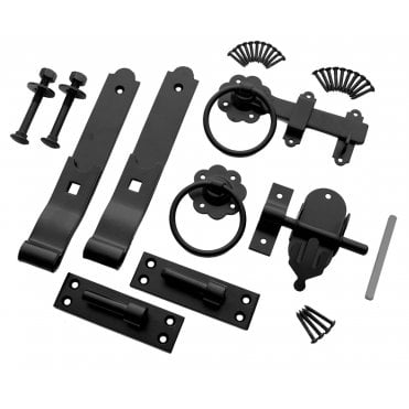 Single Gate Ironmongery Set