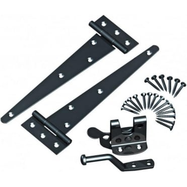 T Hinge & Auto Latch Fittings Kit