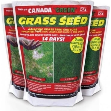 Grass Seed 0.5kg