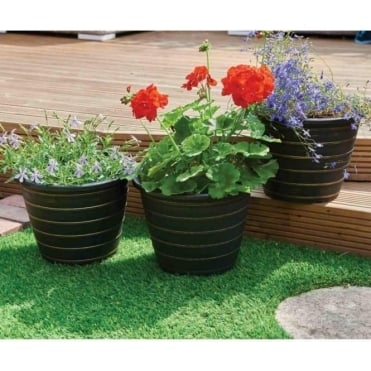 Olympia Planters - Pack of Three