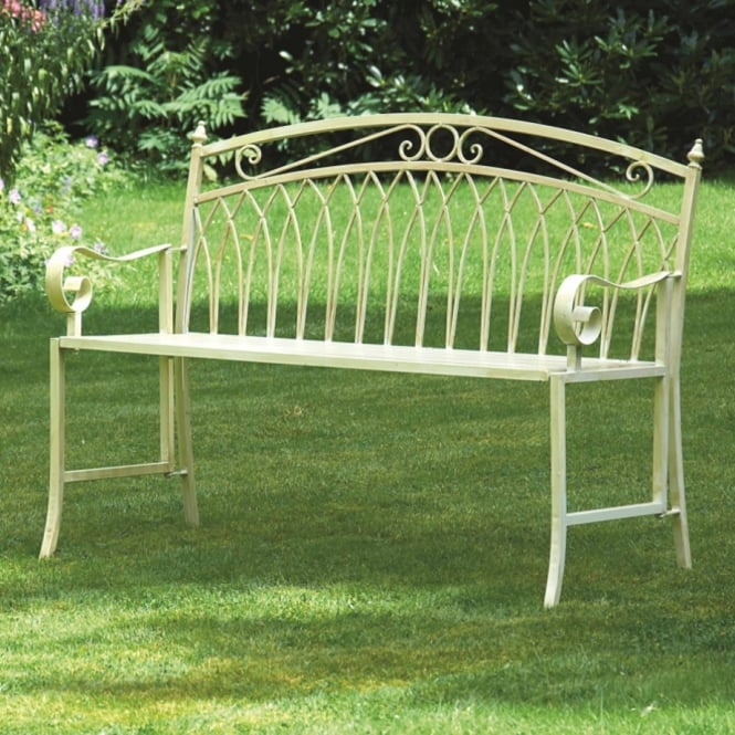 Greenhurst Versailles Bench
