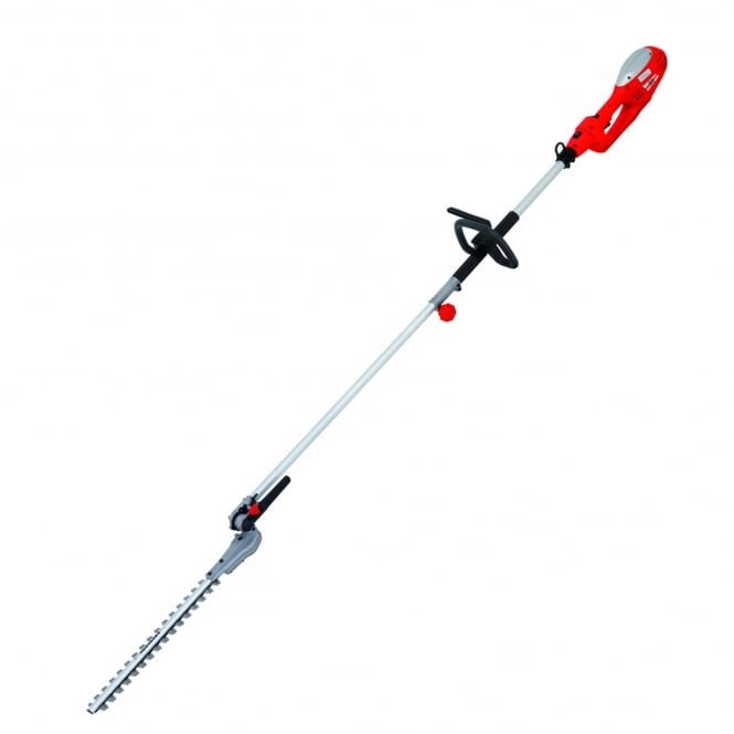 Grizzly 900w Electric Long Reach Hedge Trimmer