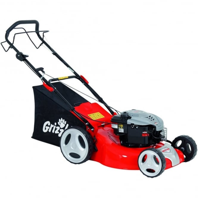 Grizzly BRM 51 BSA Petrol Lawn Mower
