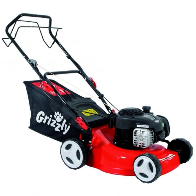 Grizzly BRM42-125BSA Petrol Lawn Mower