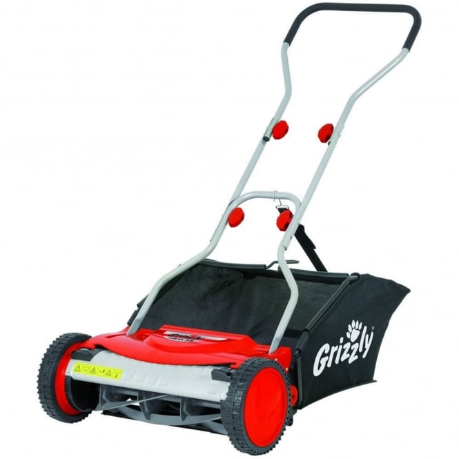 Grizzly HRM38 Push Lawn Mower