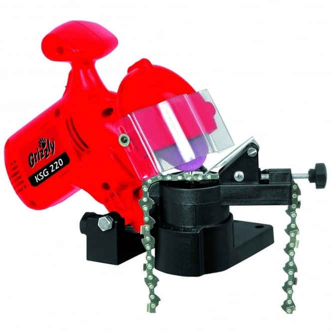 Grizzly KSG 220 Electric Chain Sharpener