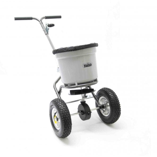 Handy 50lbs Push Spreader
