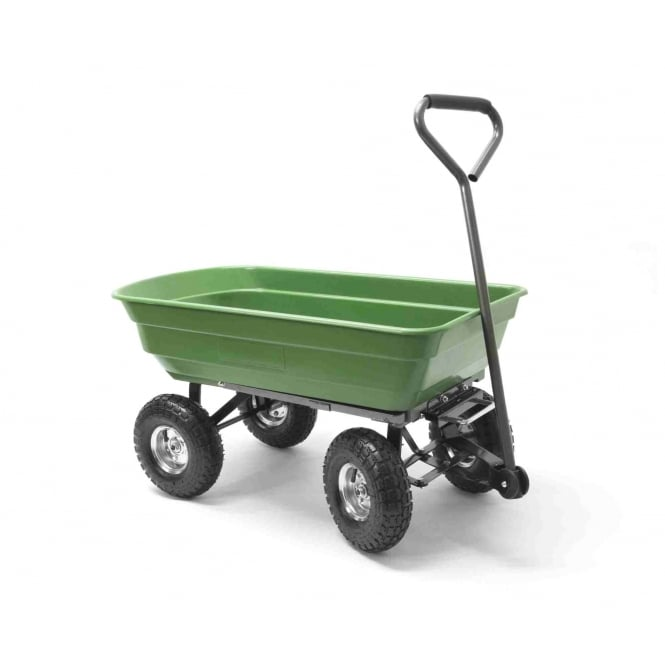Handy Outdoor Dump Cart