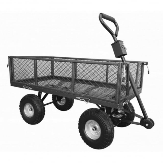 Davis Eurotop Mattress The Handy 200kg Small Garden Trolley | Top Furnitures Reference for ...