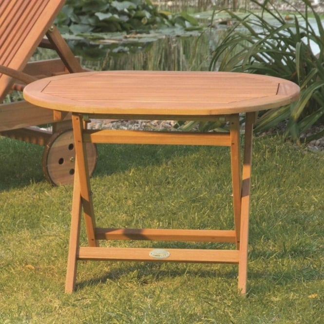 Lifestyle Hardwood Occasional Table