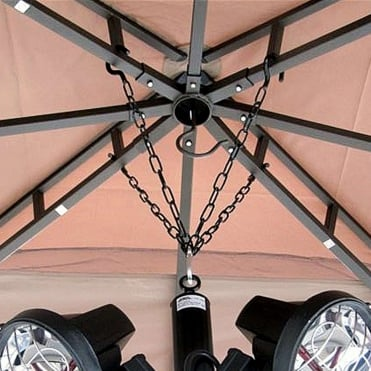 Ceiling Mount Kit for Parasol Patio Heaters